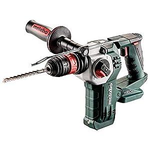 Metabo KHA 18 LTX BL 24 rotary hammers 1200 RPM – Martillo perforador (2,4 cm, 1200 RPM, 2,2 J, 4500 ppm, 1,3 cm, 2,5 cm)