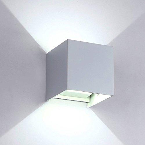 phoewon einstellbar 7w led innen auen badezimmer. Black Bedroom Furniture Sets. Home Design Ideas