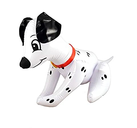 50CM INFLATABLE BLOW UP DOG DOGGY PET ANIMAL TOY NOVELTY