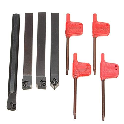 Be82aene S10k-SCLCR06 SCLCR1010H06 SCLCL1010H06 SCMCN1010H06 Halter mit T8 Schlüssel 4pcs Praktisch und
