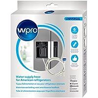 wpro UKT002 - Kühlschrankzubehör / Anschluss Sets/ Universelle Wasserzulaufleitung für Side-by-Side-Kühlgeräte (6m)