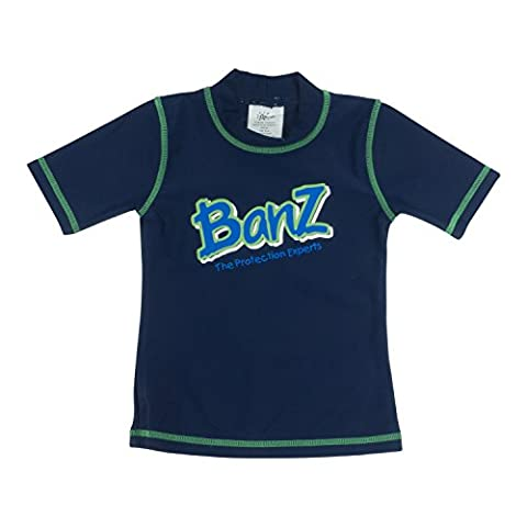 Baby Banz Water Tee Shirt ANTI-UV Surf Manches Courtes Bébé