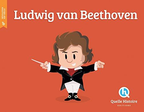 Ludwig van Beethoven par Patricia Crété