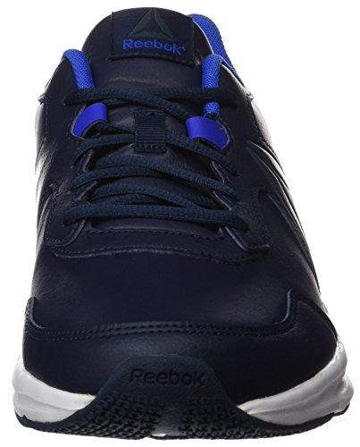 Reebok Herren Express Runner Sl Laufschuhe Blau (Collegiate Navy/vital Blue/smoky Indigo/white)