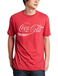 Mad Engine Men's Coca-Cola Coke Classic T-Shirt