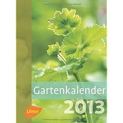Ulmers Gartenkalender 2013
