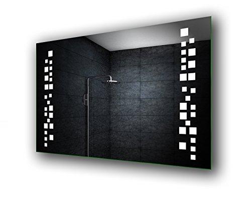 Badezimmer Spiegel – Design Badspiegel mit LED Beleuchtung - 2