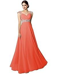 co Gowns ukOrange Evening Amazon DressesClothing pqzSUVMG