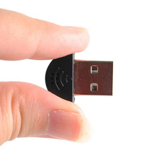 Mikrofon tragbare Mini-Micro Mini-Mikrofon USB 2.0 Gießen ordinateur portable Pc De Bureau, ordinateur portable, ordinateur portable, Skype, Msn, Voip Stimme Logiciel De ReconnaissanceMini-USB-Mikrofon