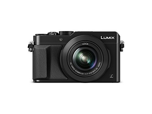 Panasonic LUMIX DMC-LX100K 4K, Point and Shoot Camera with Leica DC Lens (Black)  available at amazon for Rs.99999