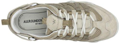 Allrounder by Mephisto FIOLA C.SUEDE 32/D.MESH N 32 P2002760 Damen Sneaker Beige (SAND/DAND C.SUEDE 32/D.MESH N 32)