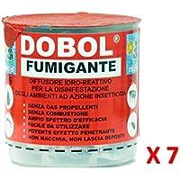 DOBOL N.7 x FUMIGANTE 20g INSETTICIDA ANTITARLO, TARLO DEL LEGNO, TARLIX, TERME