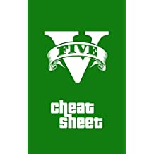 GTA Cheat Sheet: for Xbox One