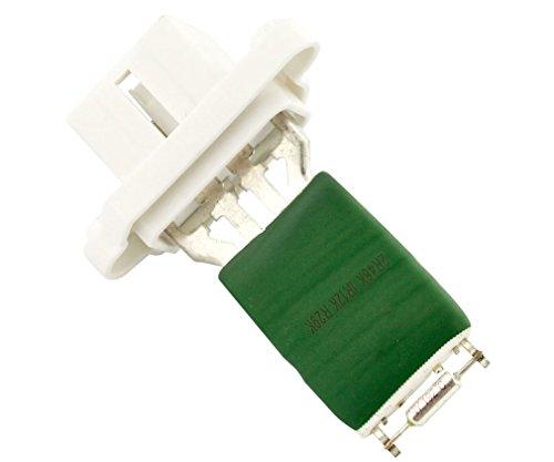 Micro Trader 1325972 Car Heater Motor Fan Blower Resistor Test