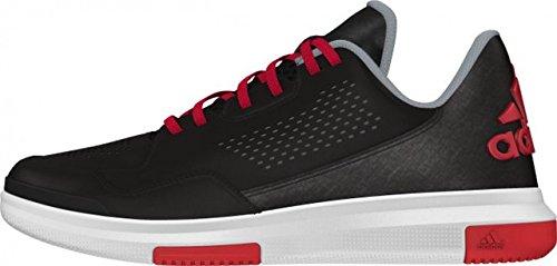 Adidas, Homens Tênis Preto / Cinza Vermelho