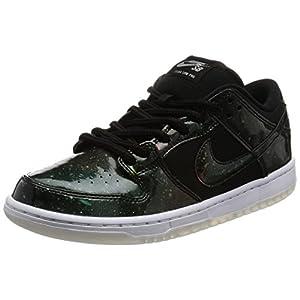 Scarpe da skate Nike SB Dunk Low TRD QS nere uomo / nero / bianco 9 uomini US
