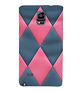 Ebby Premium Printed Mobile Back Case Cover With Full protection For Samsung Note Edge (Designer Case)