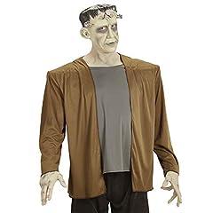 Idea Regalo - WIDMANN adulto costume monster