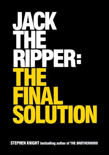 Jack the Ripper:Fin.Sol. por Knight