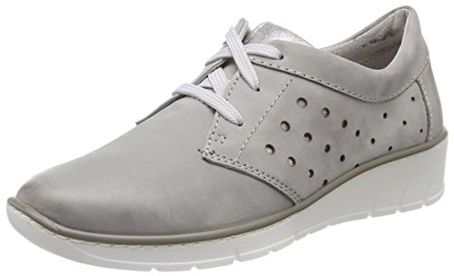 Jana Damen 23708 Sneaker grau (Lt. grey)