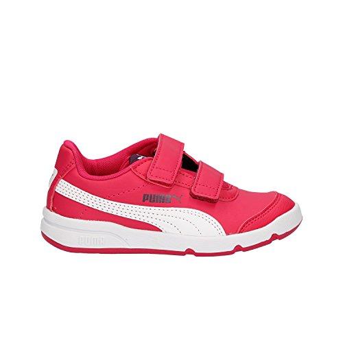Puma Stepfleex 2 Sl V Inf Love Potion-Puma Wh 25 EU (9 US / 8 UK) (Kids)