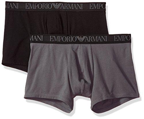 Calzoncillos Emporio Armani - 111769-8P720-41720-2PACK-TXL
