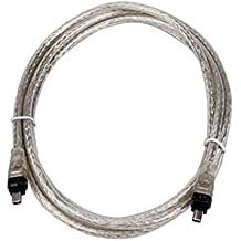 Firewire Cable IEEE 13944-Pin DV Digital Output Compatible iLink 400MPS 2037