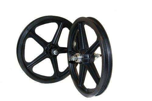 skyway-tuff-ii-black-16-bmx-wheelset