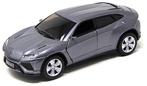 Shunkkâ?¢ Kinsmart Die cast Metal Vintage Lamborghini Urus Diecast with Pull Back Mechanism (Grey)