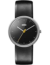 Braun Damen-Armbanduhr XS Analog Quarz BN0021BKBKL
