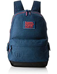 Superdry Herren Fresh International Montana Rucksack, 30x45x15 Centimeters