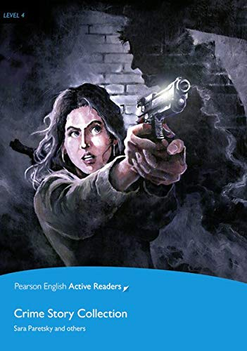 Level 4: Crime Story Collection Book and Multi-ROM with MP3 Pack (Pearson English Active Readers)
