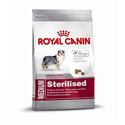 Royal Canin C-084373 S.N. Medium Sterilised - 12 Kg