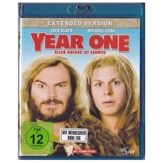 Year One - Aller Anfang ist schwer (Blu-Ray)
