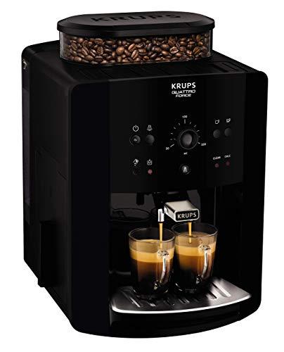 Krups ea8110freistehend vollautomatisch Maschine Espresso 1.7L Schwarz–Espressomaschine...