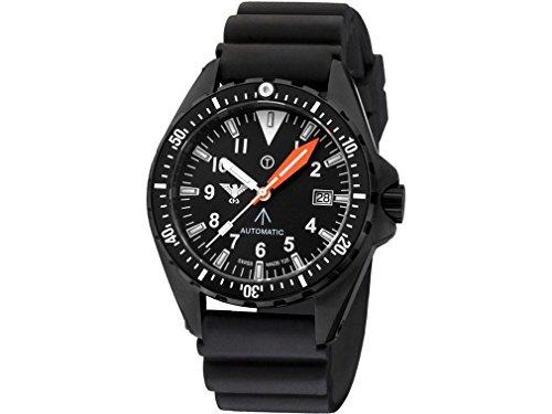 KHS Reloj Hombre MissionTimer 3 Ocean Automatic KHS.MTAOA.DB