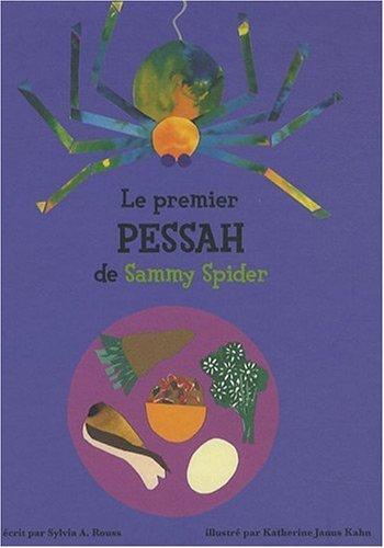 Le premier Pessah de Sammy Spider : Les formes par Sylvia Rouss