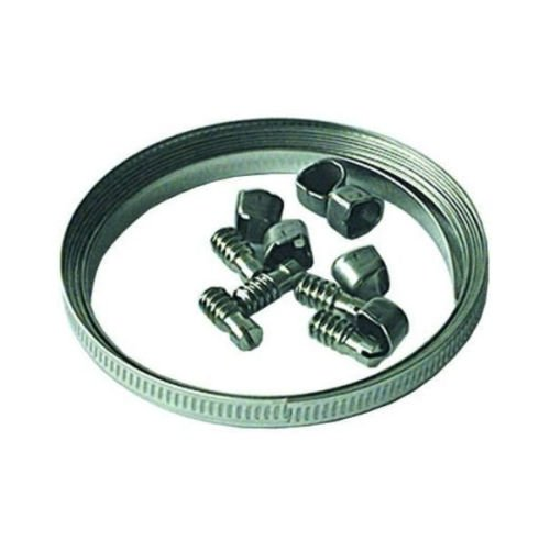 Come Direct Ltd TM Jubilee fascetta Coil & 6 clip di