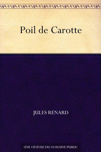 Couverture du livre Poil de Carotte