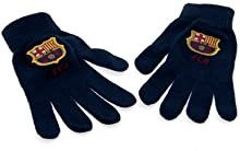 F.C. Barcelona Knitted Gloves Junior