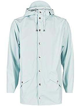 Rains Jacket, Impermeable para Hombre,