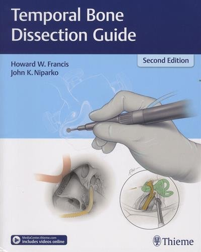 Temporal Bone Dissection Guide