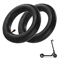 SKY-TOUCH 2Pcs 8.5-Inch Thick Tyre Inner Tube 8 1/2 x 2 for Xiaomi Mijia M365 Electric Scooter Inflated Spare Tire Replace Tube