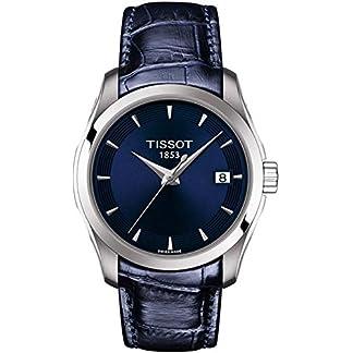 Tissot TISSOT COUTURIER T035.210.16.041.00 Reloj de Pulsera para Mujeres
