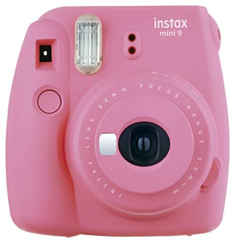Fujifilm Instax Mini 9 - Cámara instantánea, Solo cámara,...