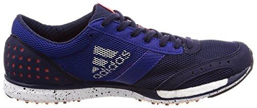 adidas Adizero Takumi Sen, Scarpe Running Unisex – Adulto Blu (Noble Ink/hi-res Red/real Purple)