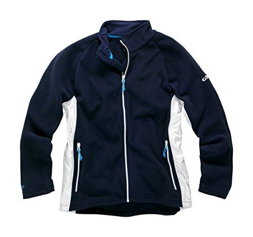 Gill Herren Sail Fleece Jacket Black