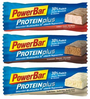 Power Bar Protein Plus Riegel à 55g Capp - 55