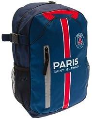 USP Paris Saint-Germain Official Shirt Design Team Kit Backpack Mochila, Unisex Adulto,