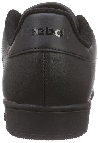 Reebok Npc II, Chaussures de Skateboard Garçon Noir (Black)